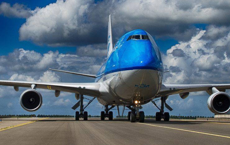 KLM biedt reizigers instapkaart aan via Twitter en WeChat