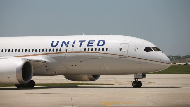 Vluchten United Airlines urenlang aan de grond om computerstoring