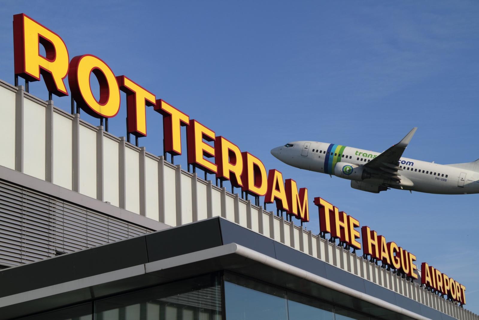 Website Rotterdam The Hague Airport onbereikbaar; vliegveld ontkent Turkse hack