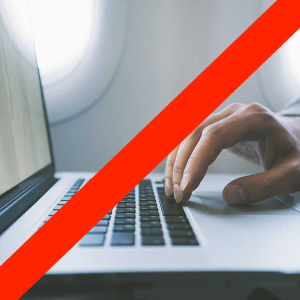 Laptopverbod op vluchten van Europa naar VS niet van tafel