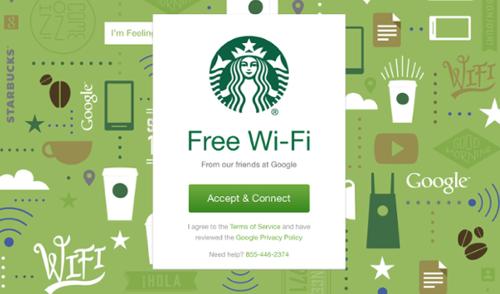 EFF waarschuwt voor beveiligingsrisico van wifi-portalen