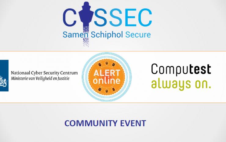 Verslag CYSSEC Alert Online Community Sessie