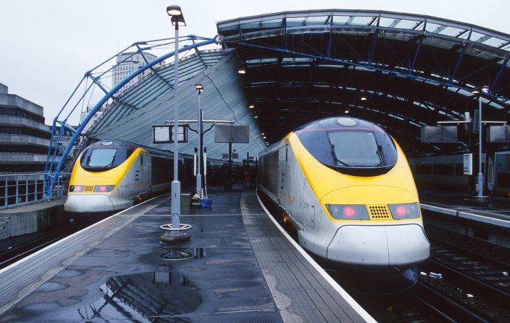 Eurostar verplicht alle klanten nieuw wachtwoord in te stellen