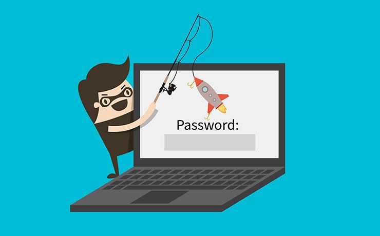Phishing weer groeiend probleem, oplichters steeds creatiever