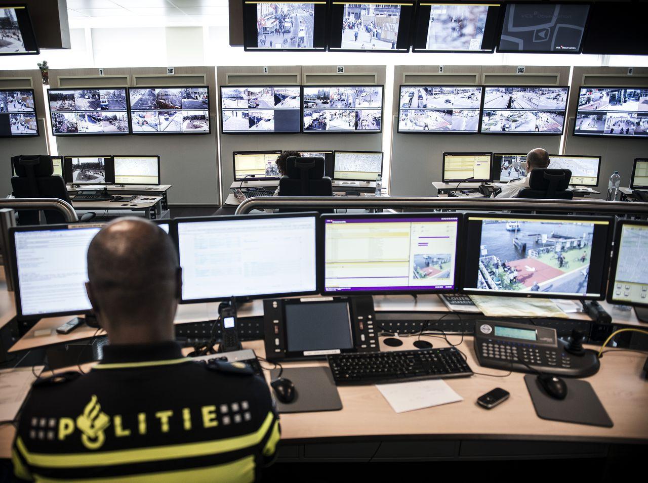 Nationale Politie moet gegevens beter beveiligen van AP