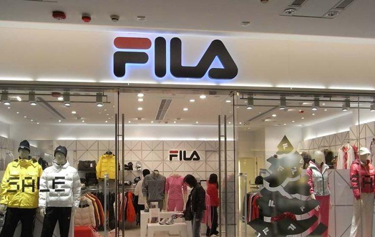 Britse webwinkel kledingmerk Fila slachtoffer van formjacking