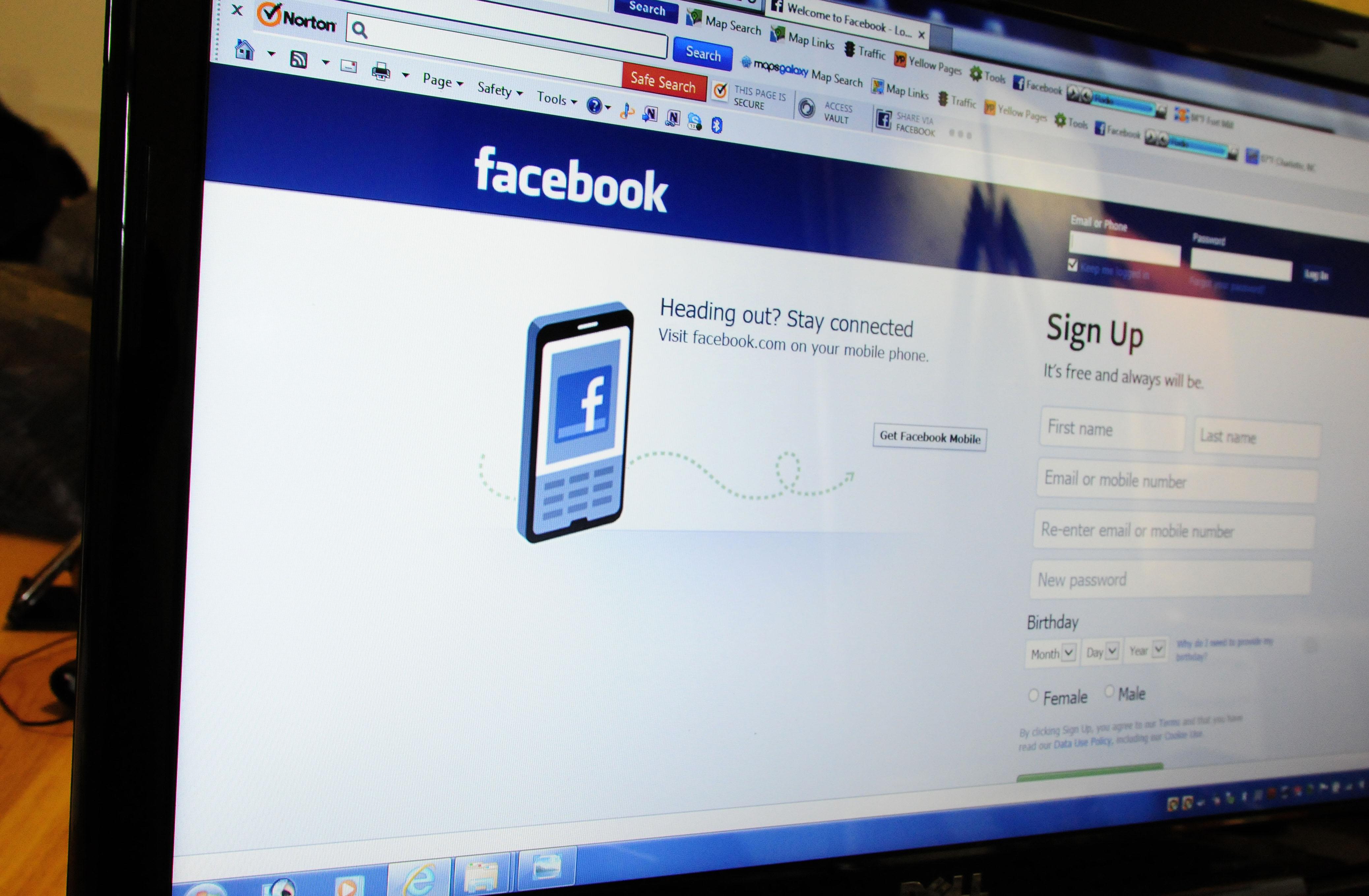 NRC Interview met hoofd cybersecurity Facebook
