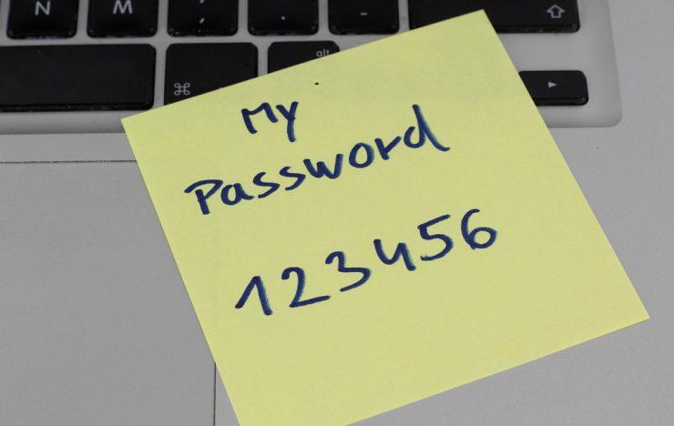 Britse overheid adviseert wachtwoord van drie woorden