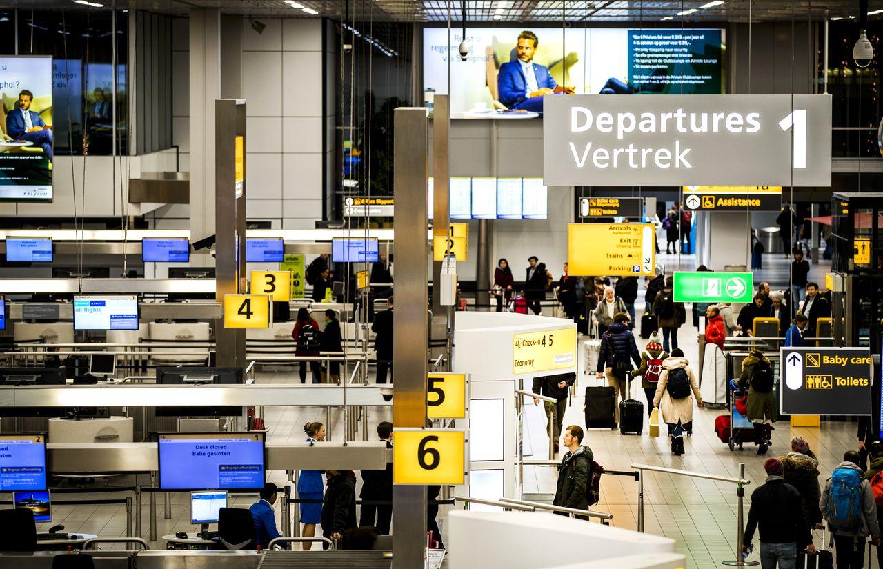 Kamervragen over paspoortloos reizen met smartphone