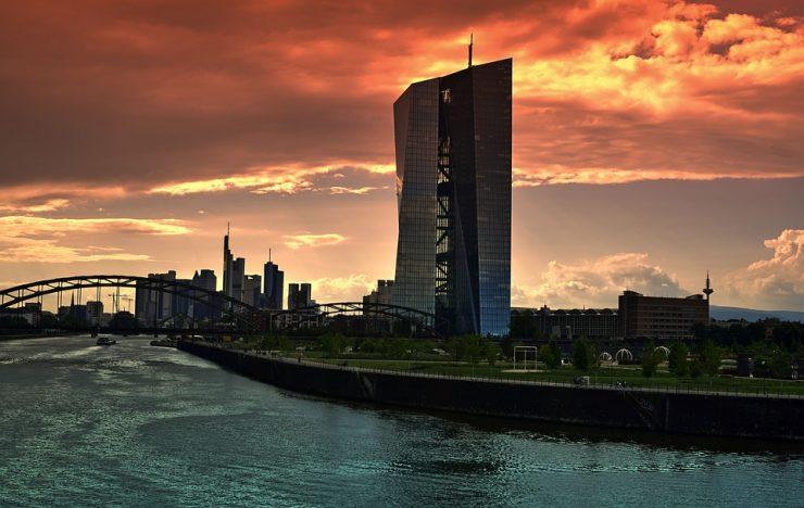 Europese Centrale Bank sluit één van zijn websites na hack