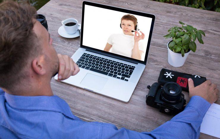 Veilig videobellen – tips van het Digital Trust Center