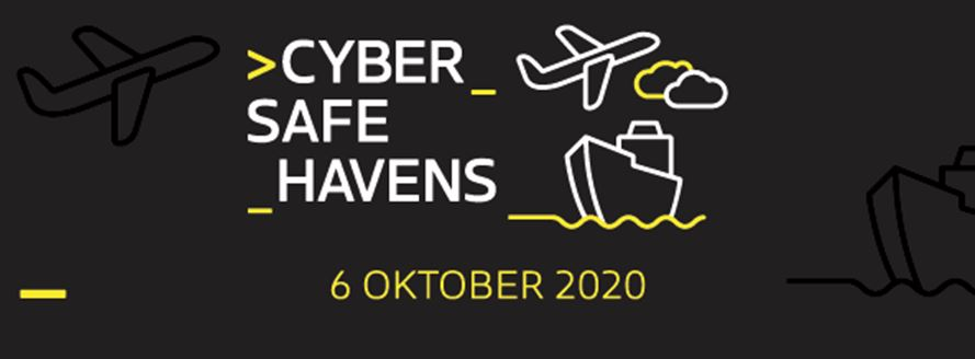 CyberSafeHavens: webinar cyberweerbaarheid havens op dinsdag 6 oktober